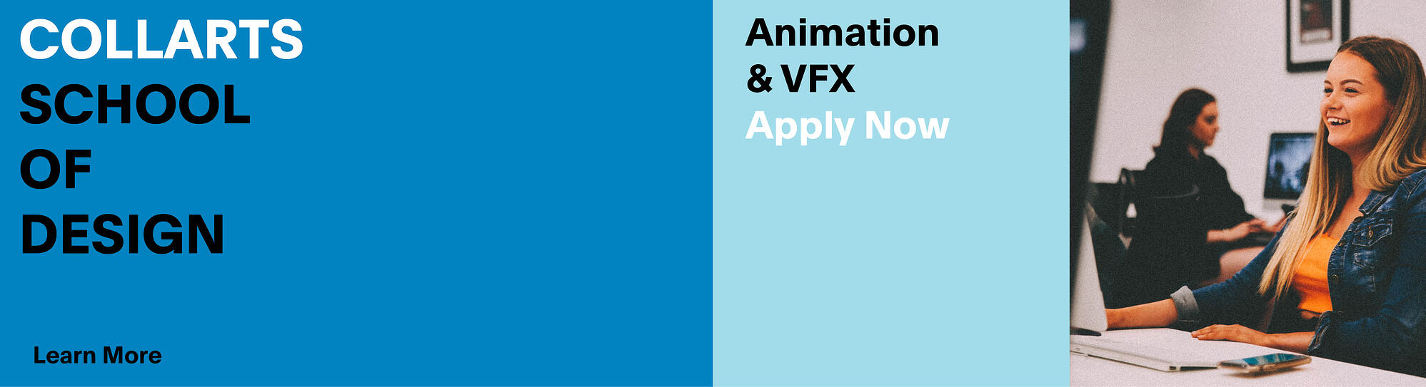 Banner - Animation & VFX