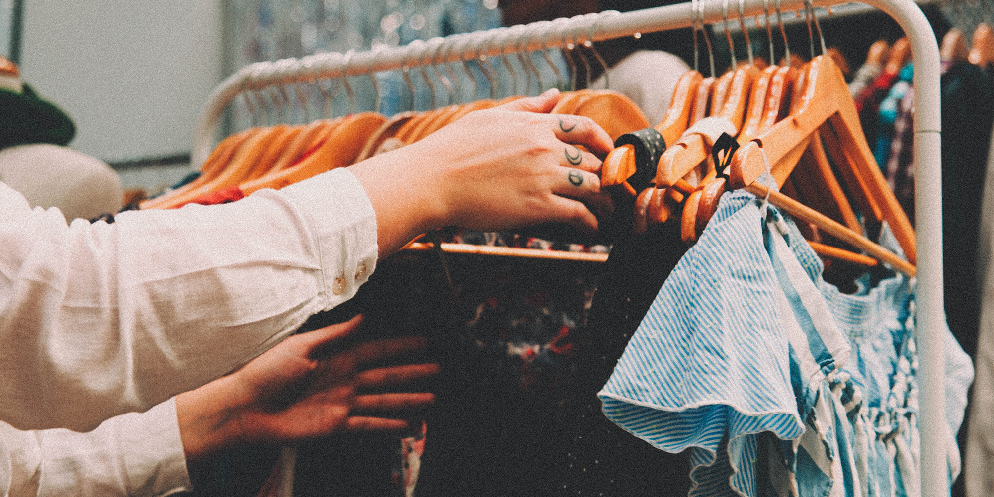 Five Ways To Give Your Clothes A Second Life